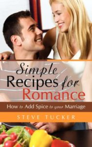 Simple Recipes For Romance Book Cover