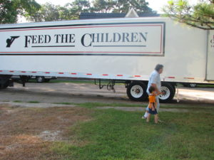Feed the Children Ministry