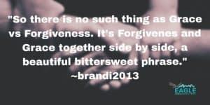 forgiveness, grace, marriage