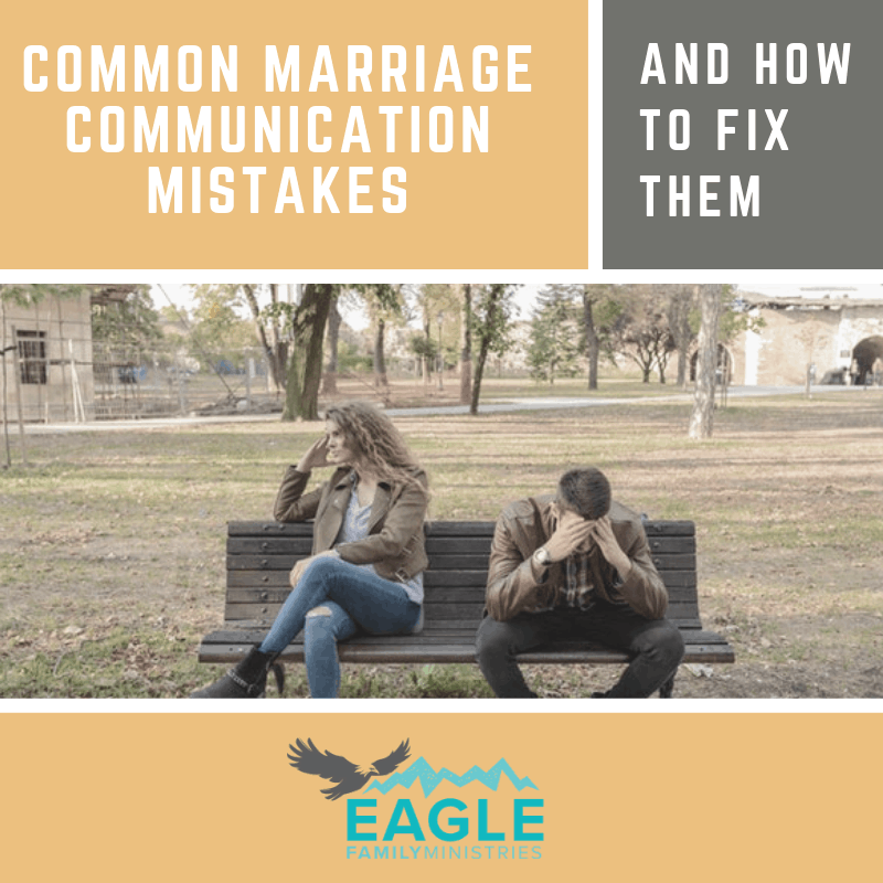 Common Marriage Communication Mistakes and How to Fix Them