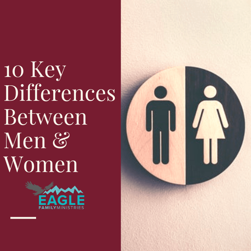 10 Key Differences Between Men and Women in Marriage