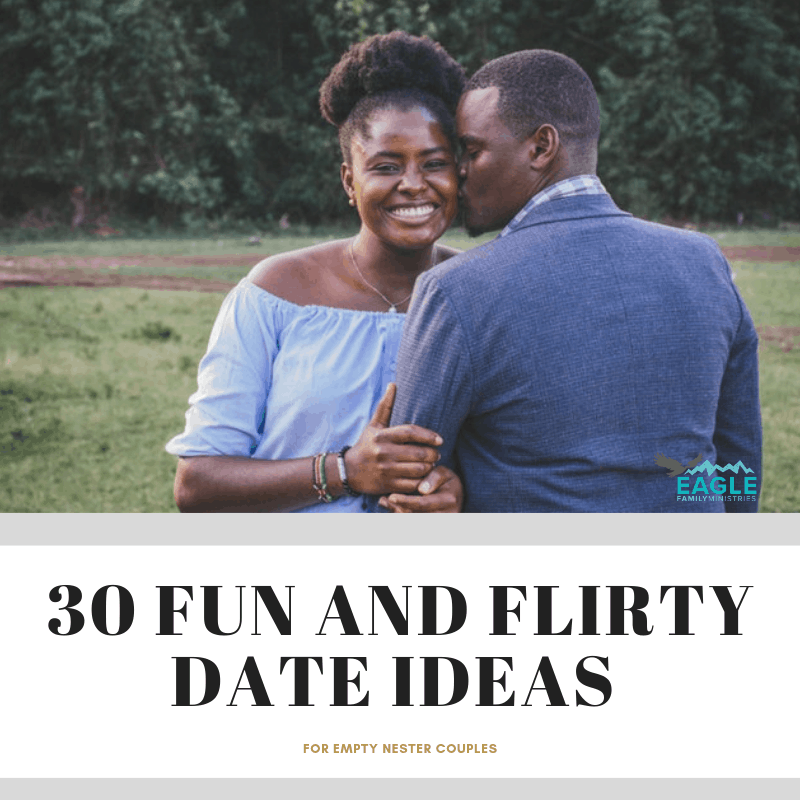 30 Fun and Flirty Date Ideas for Empty Nester Couples