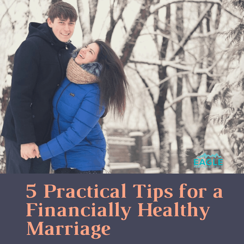 5 Practical Tips for a Financially Healthy Marriage