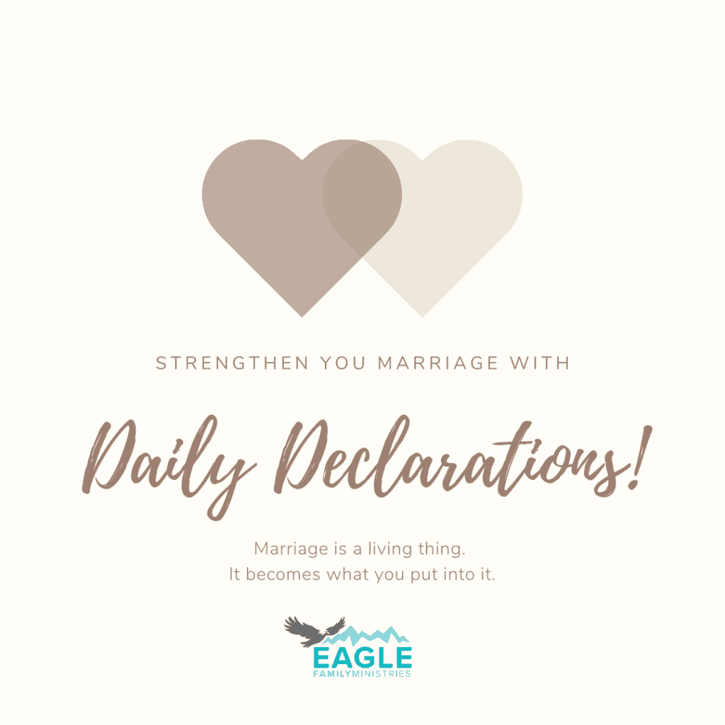 13 Daily Declarations that Will Strengthen Your Marriage