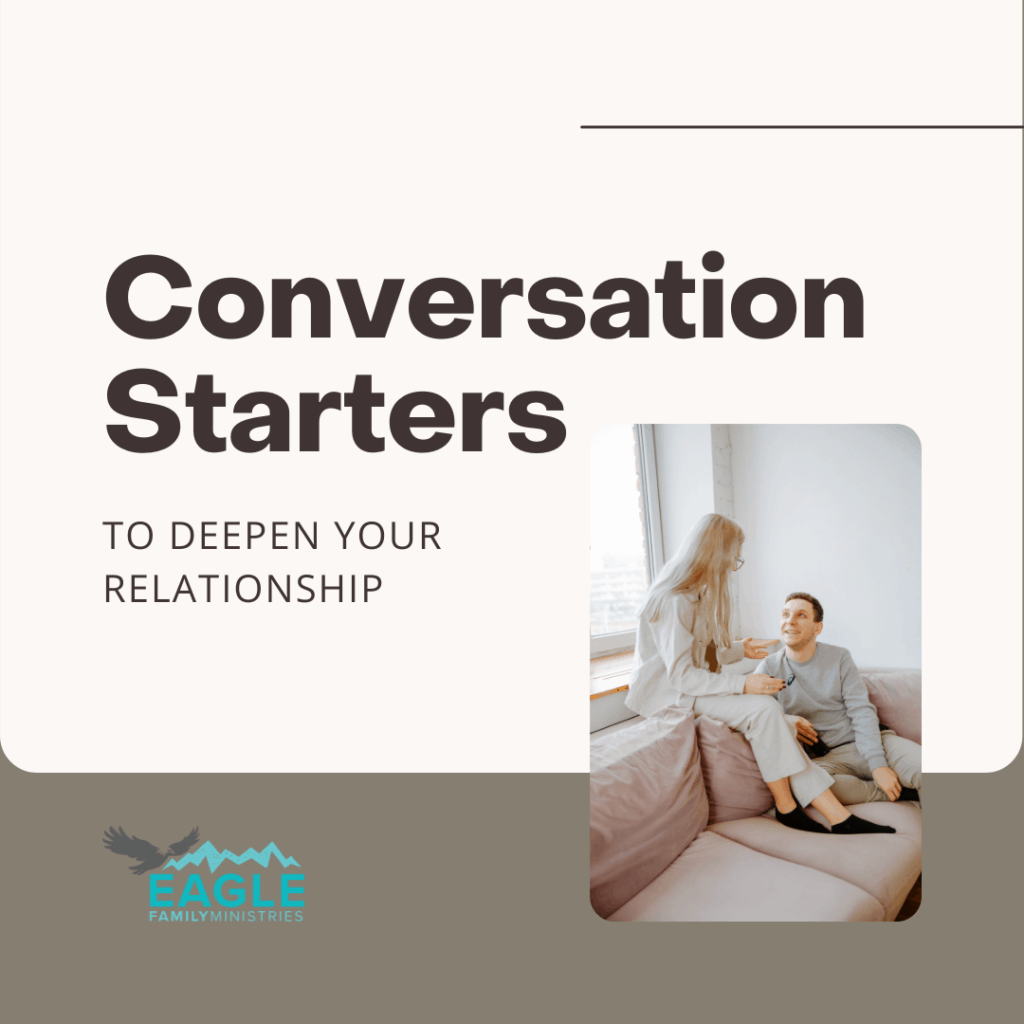 Conversation Starters to Deepen Your Relationship